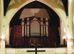 Wesley Church Pipe Organ